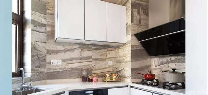 【装修经验】厨房这样装好看又实用,30年都不过时